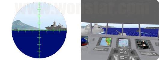 船舶驾驶仿真