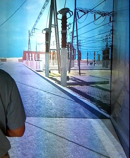 虚拟现实CAVE3D显示系统