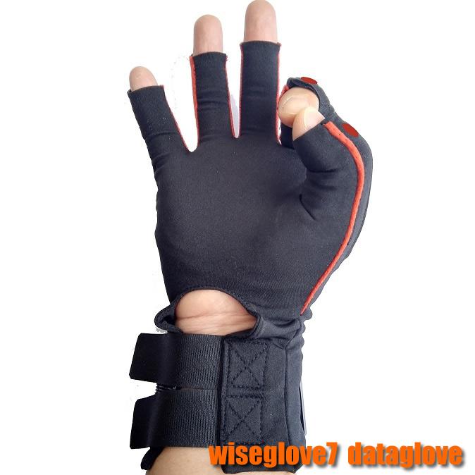 wiseglove7传感器数据手套